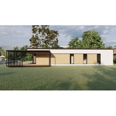 Modularna kuća, 4-sobni