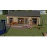 Modularna kuća 3-sobna