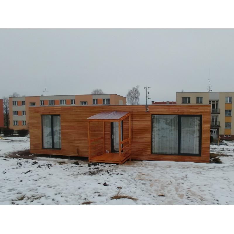 Modularna kuća 2-sobna